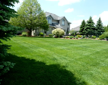 Photo of a property maintained by Mr. K-W Landscaper